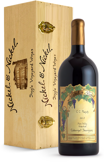 2017 Nickel & Nickel C.C. Ranch Cabernet Sauvignon [3.0L], Rutherford