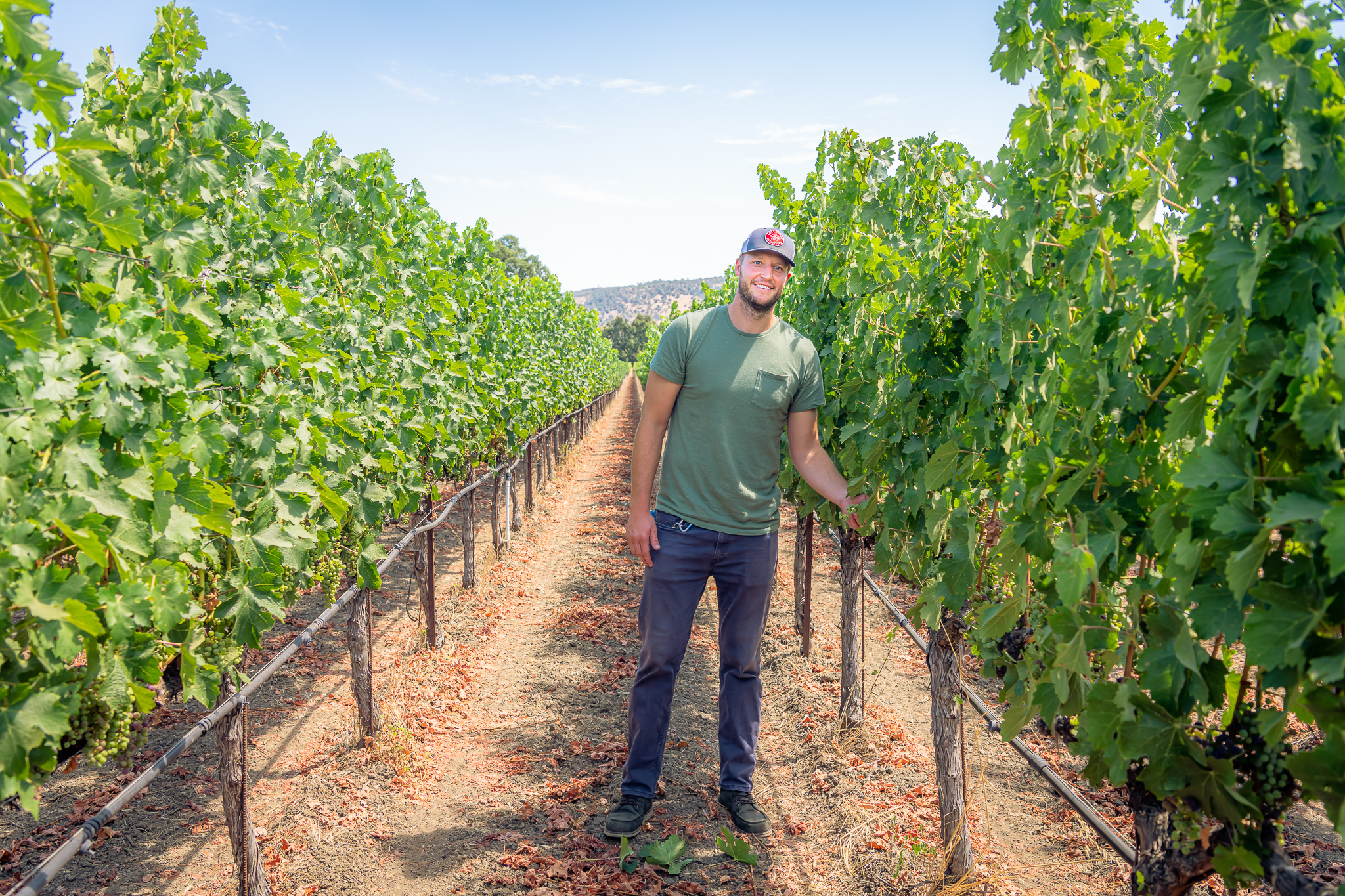 Nickel & Nickel Winemaker Joe Harden Explains How Basketball Influenced Him To Create Great Wines