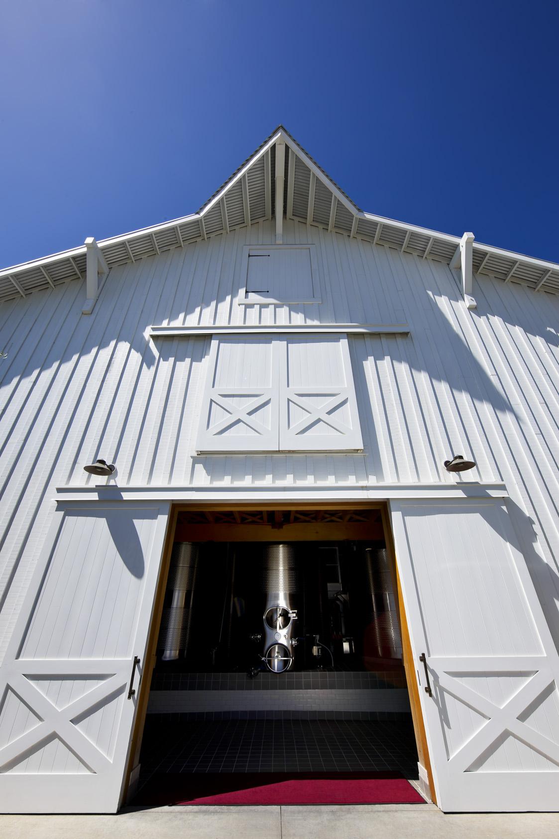 Nickel & Nickel South Fermentation Barn