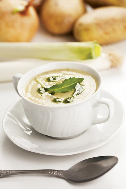 Recipe-PotatoLeekSoup