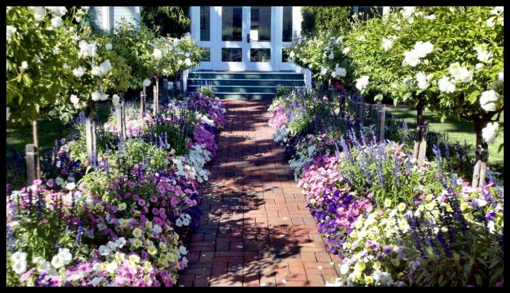 Nickel & Nickel garden