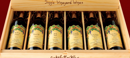 Distinctive Napa Valley Wine Gifts