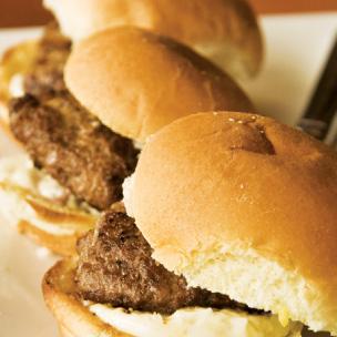 Napa Cabernet: Beef Filet Slider