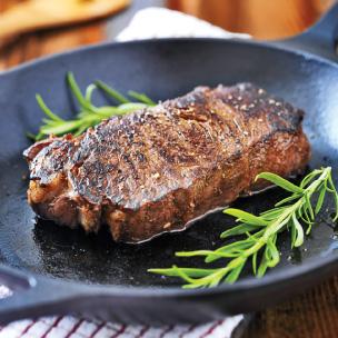 Red Wine Cabernet: New York Steak