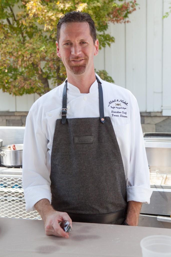 Executive Chef Trevor Eliason
