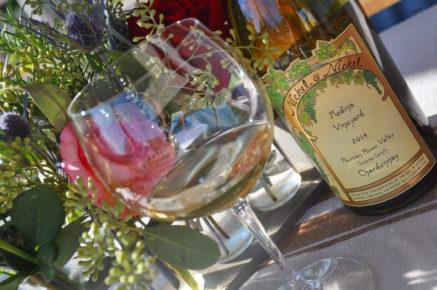 Napa Valley, Chardonnay, Medina, Vineyard