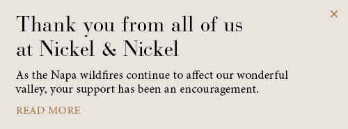 Thank you from all of us at Nickel & Nickel