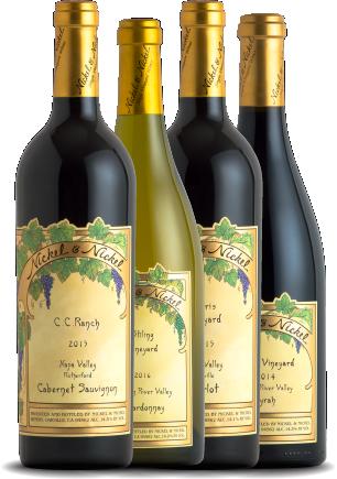 Single-Vineyard Napa Valley Wines | Nickel & Nickel