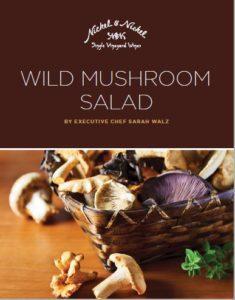 Nickel & Nickel Mushroom Salad Recipe