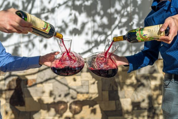 Napa Valley great grilling wines